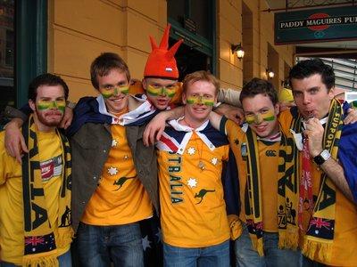 Pre Pre Match Gathering
