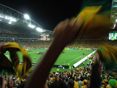 Australia vs Uruguay