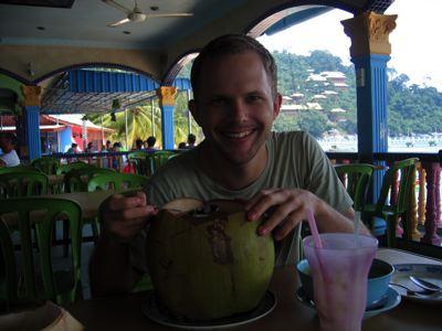 mmm .. Coconut