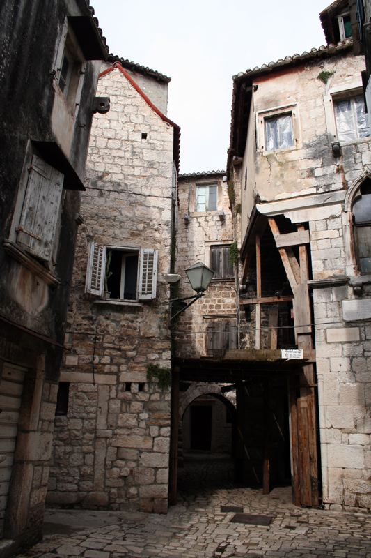 Old buildings