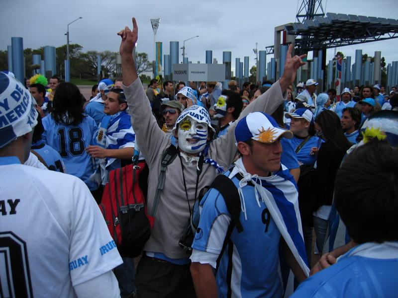 Uruguayan Fans