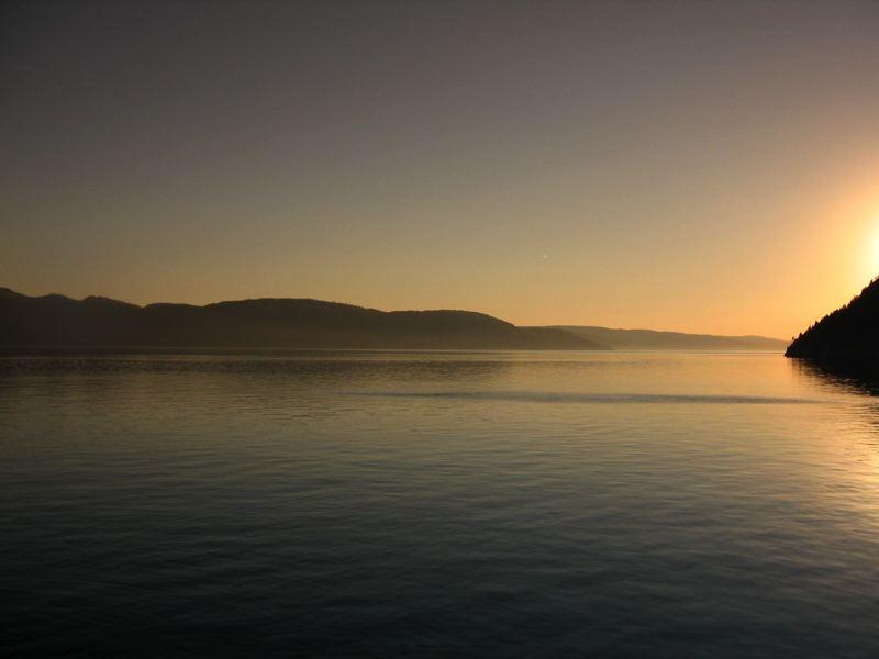 Saguenay Fjord