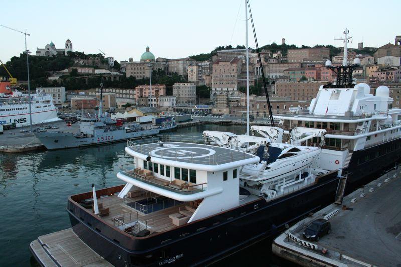 Ancona Harbour