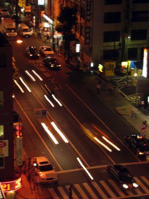 Osaka Traffic