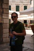 Me in Dubrovnik