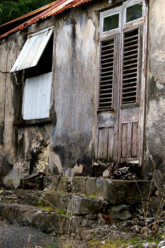 Old Bajan Slave Hut