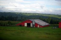 Big Red Barn, Vermont
