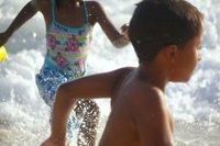 Beach Party runaround