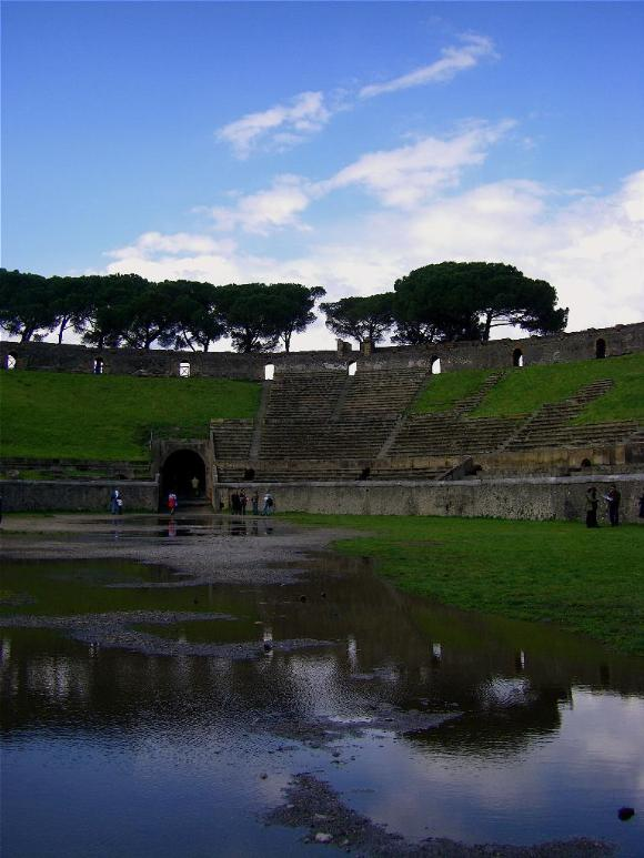Flooded Amphitheater