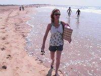 Essouira beach