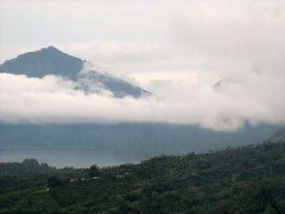Mt Batur, Bali
