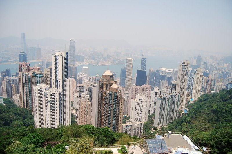 Hong Kong from Victoria's Peak