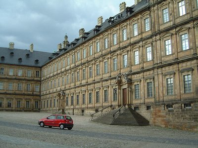 The new residenz