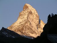 Matterhorn Sunrise 2