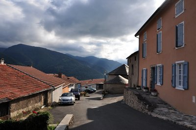 Lordat - Midi Pyreenes - Francia