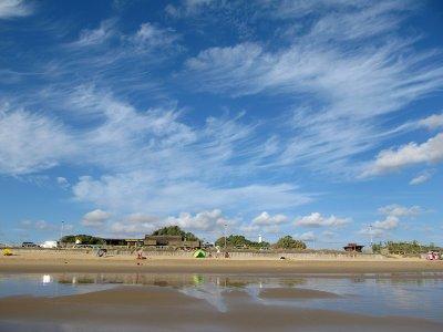 El Palmar beach