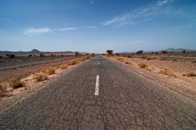 Marruecos camino a Fezzou