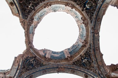 Belchite_San Martín de Tours church
