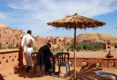 Kasbah Ait Ben Haddou, 190 km. de Marrakech