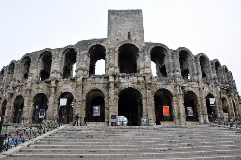 Coliseum, Arles