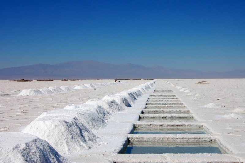 Salinas Grandes - Jujuy