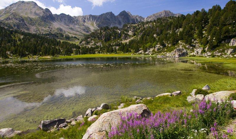 Grau Roig - Llac Els Pessons - Andorra