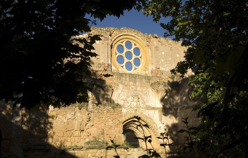 Gardens of Monasterio de Piedra - Aragon - Spain