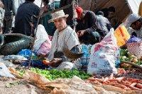 El mercado bereber de Ida Ougourd