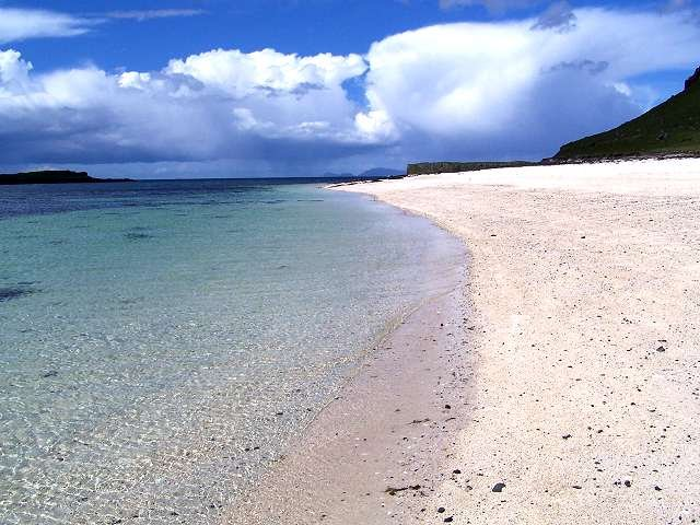 Skye - Coral beach