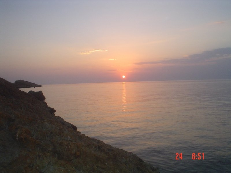 SUNRISES IN OMAN
