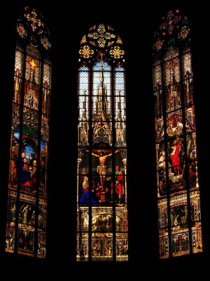 Fresco Notre Dame Catedral