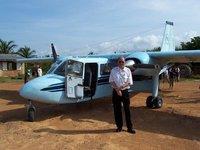 Me at Bemichi, Guyana