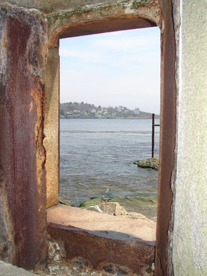 2nd Trip - View from Fort Popham