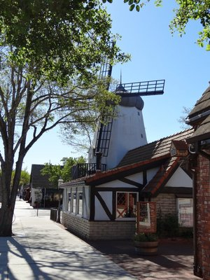 Solvang - Windmill