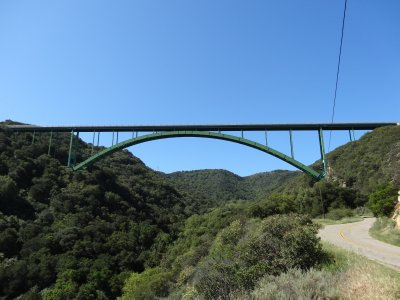April 11 - Cold Spring Arch Bridge