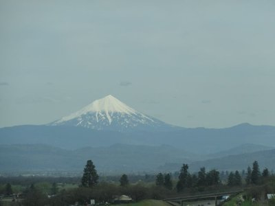 Mt. McLoughlin, Oregon