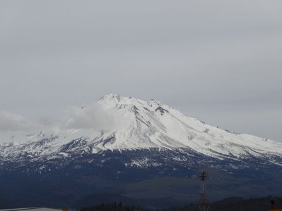 Mt. Shasta, Northern California