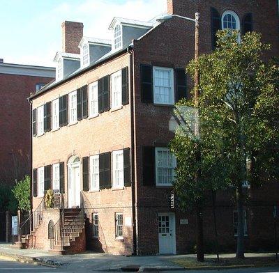 Day_110_-_Savannah, Davenport House