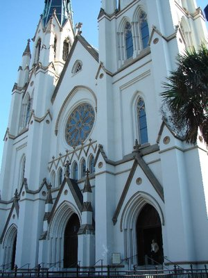 Day_110_-_Savannah, Cathedral of St. John the Baptist