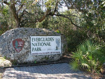 Day 123 - Everglades, Entrance
