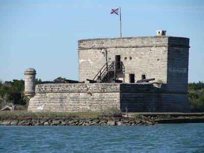 Day 135 - Fort Matanzas