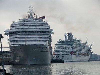 Day 148 - Cruise Ships