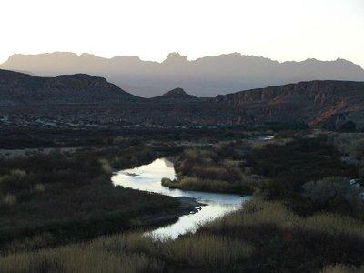 Day 158 - Rio Grande River
