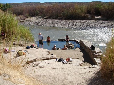 Day 159 - Big Bend, Hot Springs