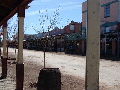 Day 165 - Tombstone, Allen Street