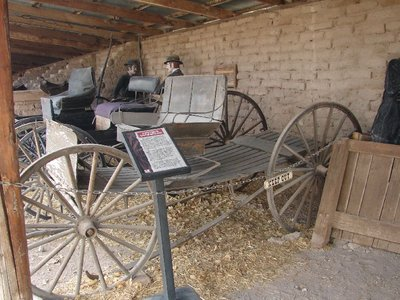 Day 165 - Antique Buckboard