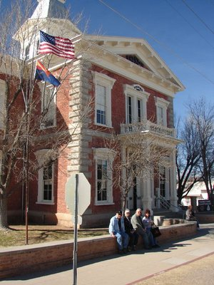 Day 165 - Tombstone, Courthouse