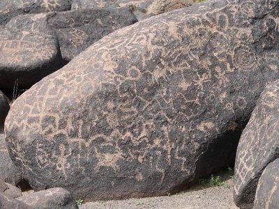Day 170 - Petroglyphs, 1