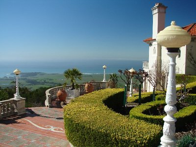 Day 180 - Hearst Castle, View from Casa del Mar
