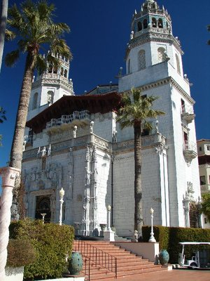 Day 180 - Hearst Castle, Bell Towers
